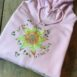 Baby Pink Spread The Sunshine Hoodie