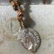Sally's Sunflowers 'Spread The Sunshine' Silver Sunflower Necklace