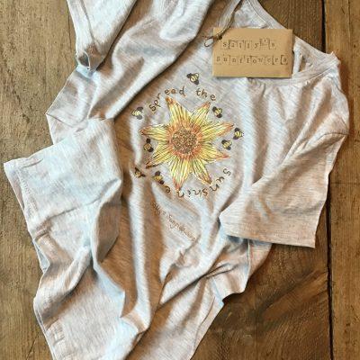 Spread the Sunshine Kids T'Shirt