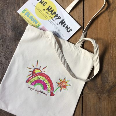 Good News & Sunshine Bag Rainbow