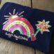 Kid's Navy Rainbow