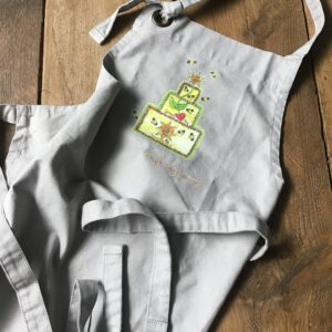Sally's Sunflowers Baking Bees Apron