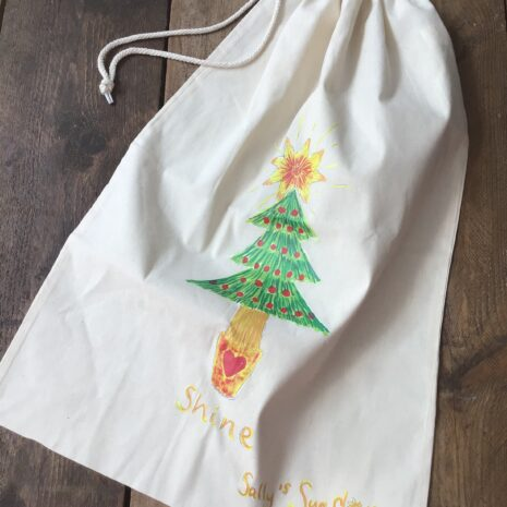 Shine Christmas Sack