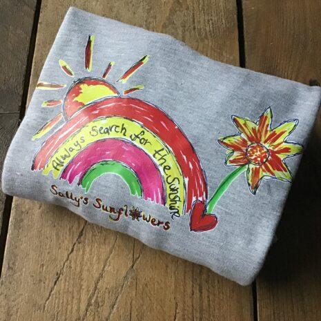 Rainbow Adult Sweatshirt