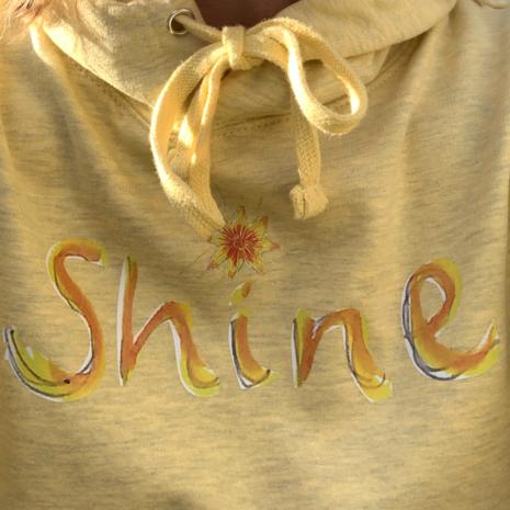 Shine Close Up